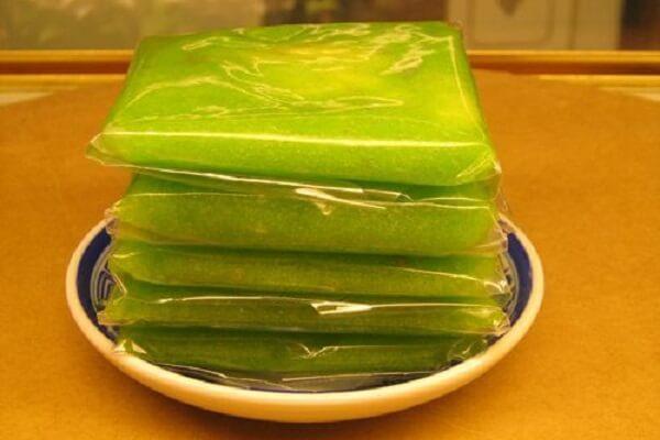 3 cách làm bánh cốm đậu xanh Hà Nội, bánh cốm dẹp Trà Vinh với nếp dẻo và dừa nạo đơn giản tại nhà 1