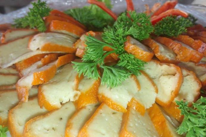 Cách làm chả quế chay ngon cho bữa ăn thêm thanh tịnh - Nauzi.com