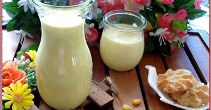 Cách Làm Sữa Ngô, Đậu Xanh Cốt Dừa, Nước Gạo Bổ Dưỡng