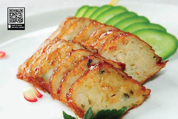 Chả Cá Lý Sơn - Túi 500g – FOODMAP