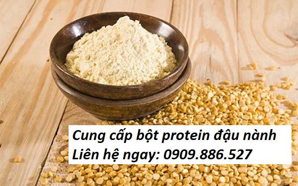 bột protein đậu nành