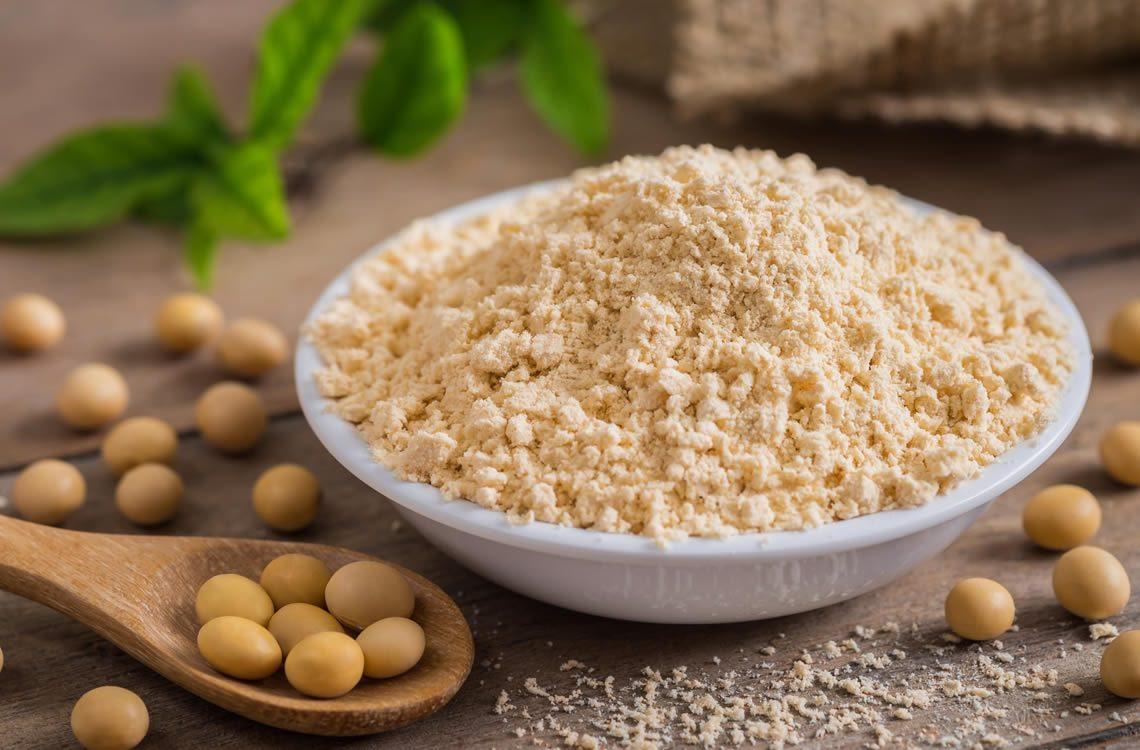 Izolované organické sójové bílkoviny Z-Company | Velkoobchod s přírodními zdravými potravinami