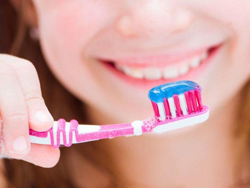Xanthan gum e415 được ứng dụng trong kem đánh răng