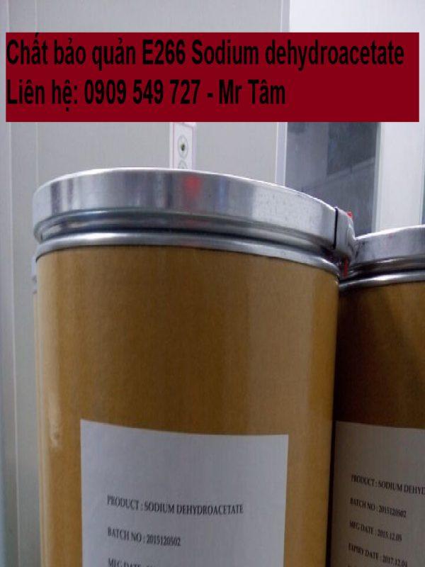 phân phối thương mại chất bảo quản e266