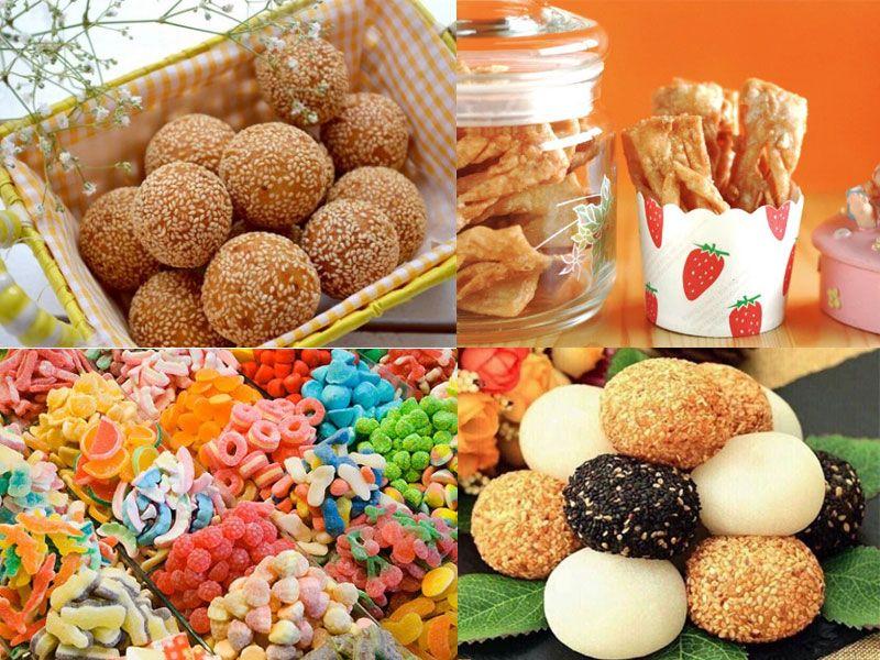 Bật mí nguồn nhập bánh kẹo Trung Quốc giá rẻ chất lượng | Kẹo mút, Mì, Kẹo