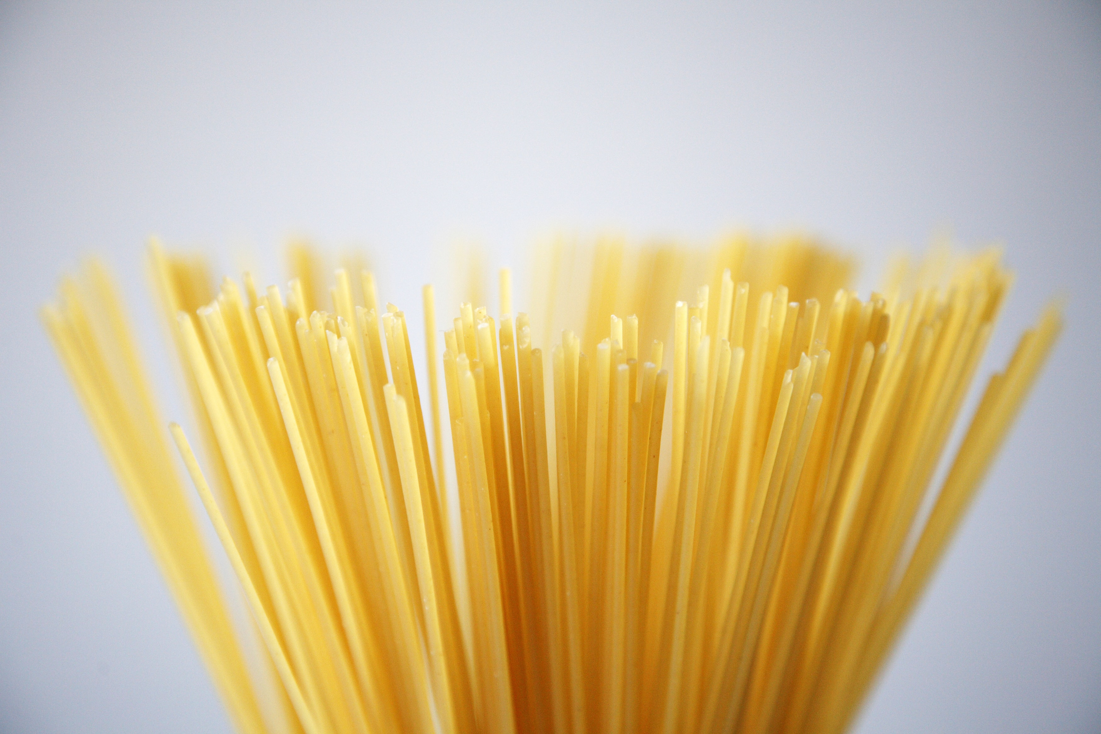 yellow stick in close up photography