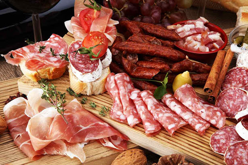 Charcuterie Cured Meats Class
