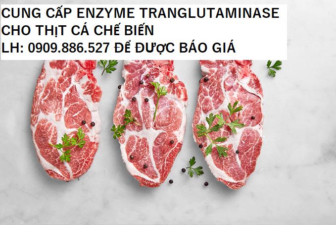 enzyme kết dính cho thịt