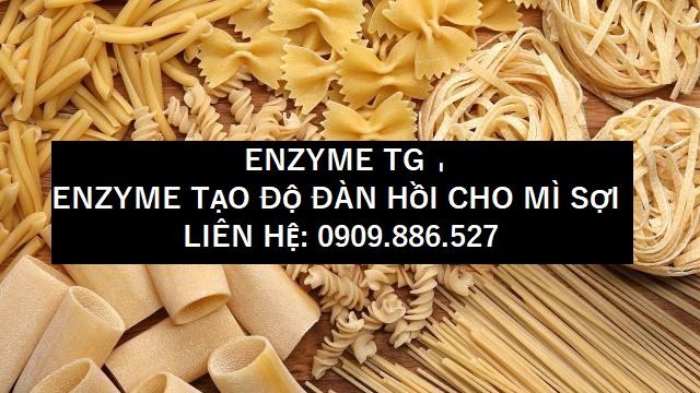 enzyme cho bột và ngũ cốc