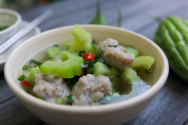 Cách Làm Canh Khổ Qua Chả Cá Thác Lác Thơm Ngon | Cooky.vn