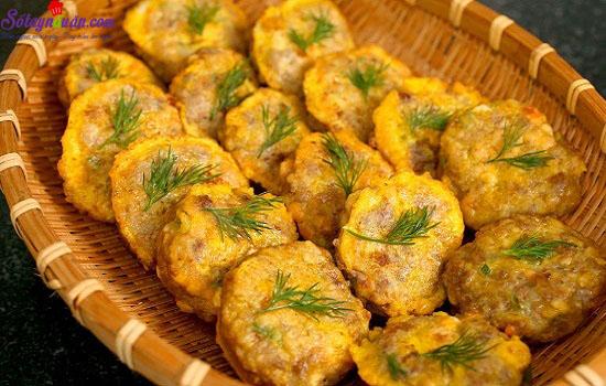 Hướng dẫn làm chả thịt đậu phụ chiên giòn - sotaynauan.com