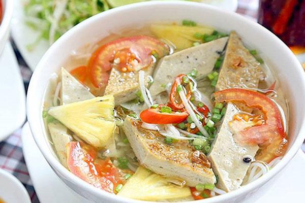 SIÊU NGON} với cách nấu bún chả cá Nha Trang cực đơn giản