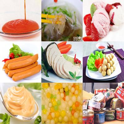 Tinh bột thực phẩm - Nguyên Liệu Việt