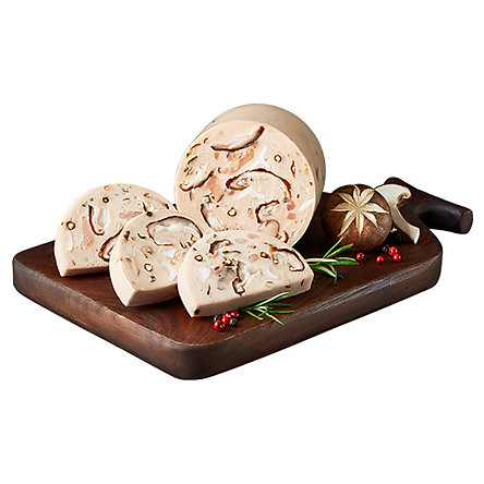 Chả lụa sụn gà nấm hương G-Kitchen 200gr | Tiki