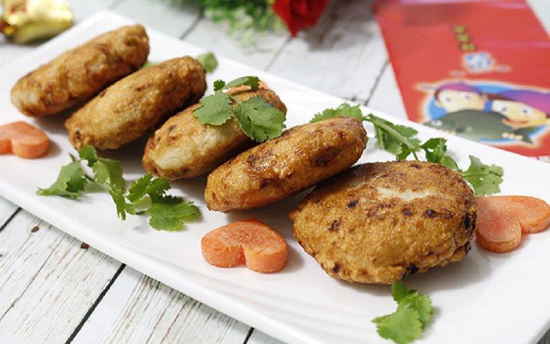 Hình thực hiện - Công thức Cách làm chả gà dai béo | Cooky.vn