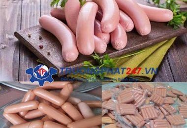 hấp xúc xích không bị bở Archives - Bán máy thái thịt bò chín, thịt đông lạnh thịt bò tươi sống giá rẻ