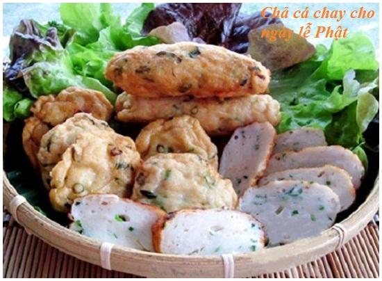 Cách làm chả cá chay NGON đơn giản   Món ngon mỗi ngày - Hướng dẫn những  cách làm bánh ngon nhất