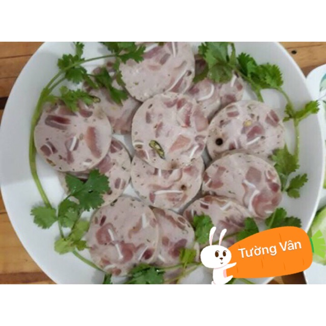 CHẢ LỤA TAI HEO ỚT HIỂM   Shopee Việt Nam