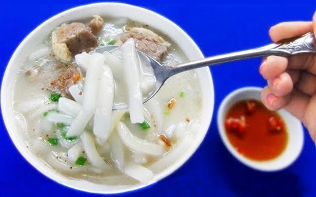 Mùi nhớ: Bánh canh bột gạo nước dừa - Báo Phụ Nữ