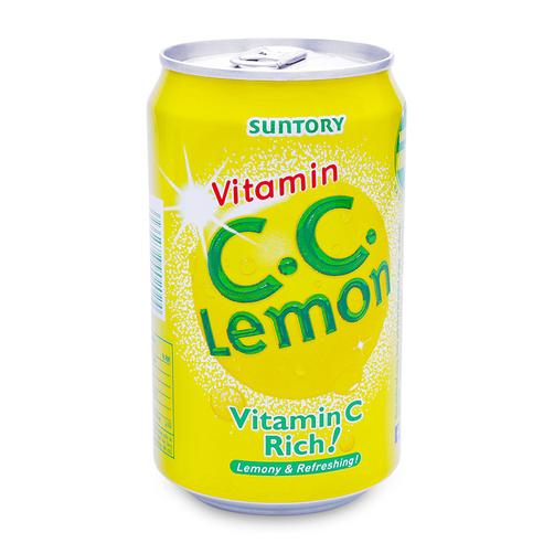Nước Giải Khát Vitamin C Có Gas Vị Chanh CC Lemon - Cung cấp thực phẩm  Csfood