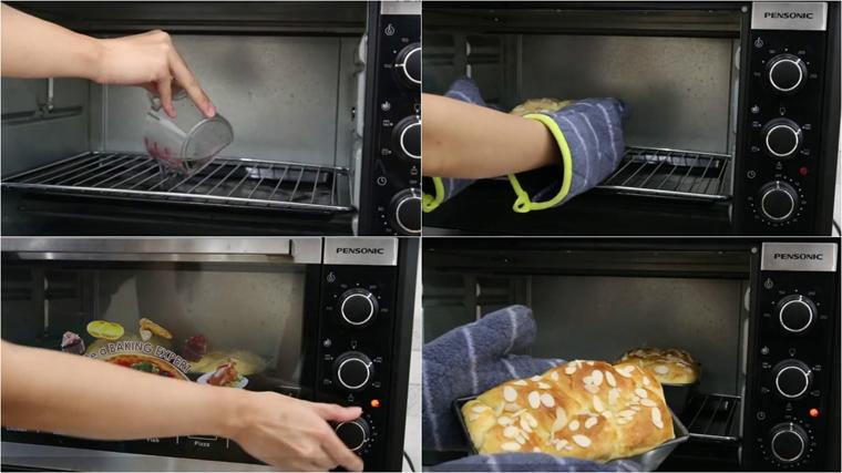 Bước 7 Nướng bánh Bánh mì hoa cúc - Harrys Brioche Bread