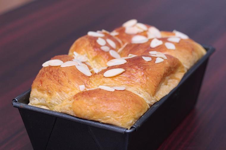 Bước 8 Thành phẩm Bánh mì hoa cúc - Harrys Brioche Bread