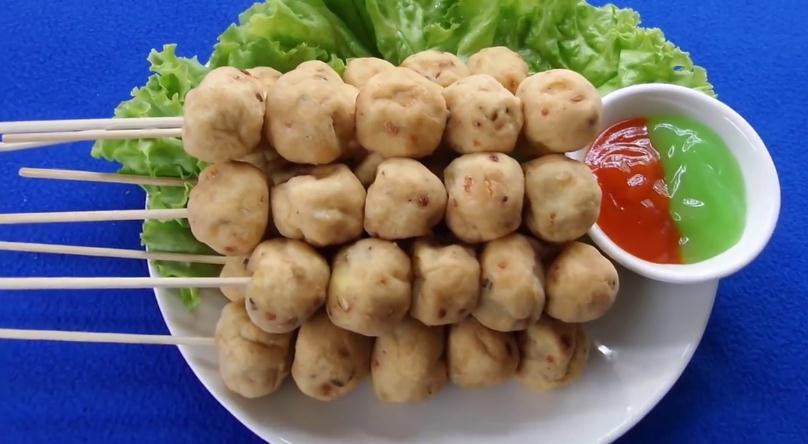 Cách làm cá viên chiên dai ngon như ngoài hàng - Chinsu Việt Nam