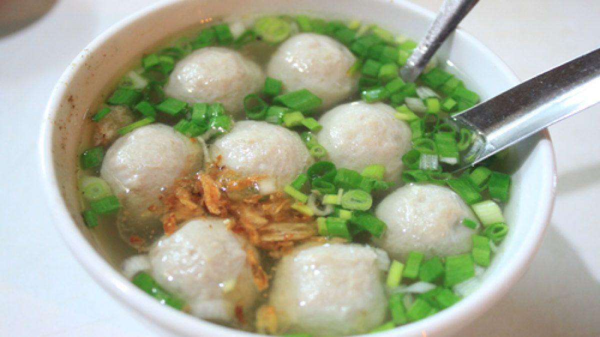 Cách nấu canh bò viên thơm ngon hấp dẫn   Món Ngon Sài Gòn