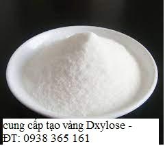 dxylose - phụ gia tạo vàng