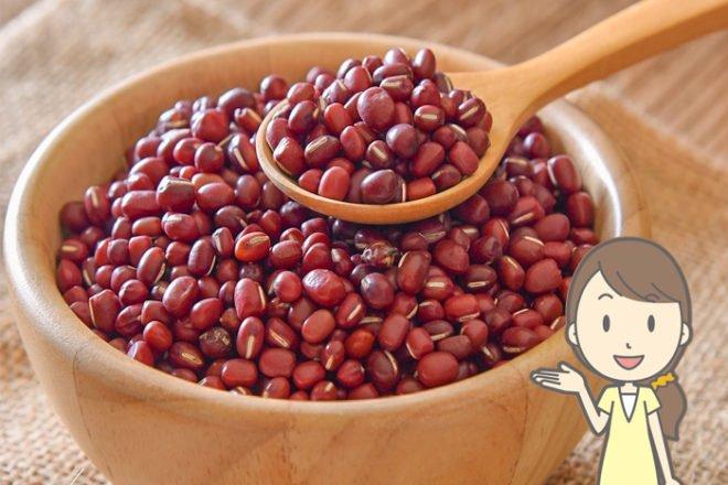 Cách làm bột đậu đỏ nguyên chất để giảm cân, dưỡng da đẹp tại nhà