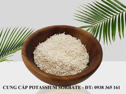Potassium sorbate (e202)