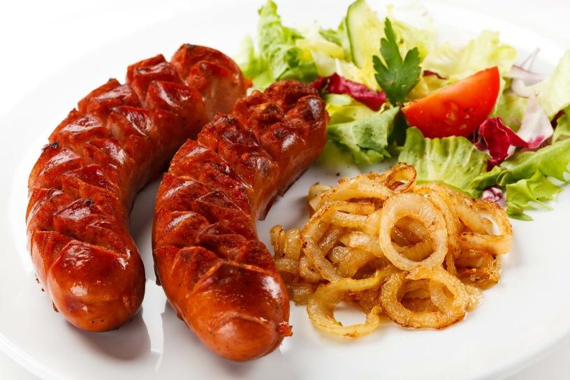 Thưởng thức các loại xúc xích ngon ở Đức – Du Lịch Đức
