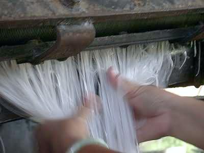 quy trình sản xuất hủ tiếu hiện đại