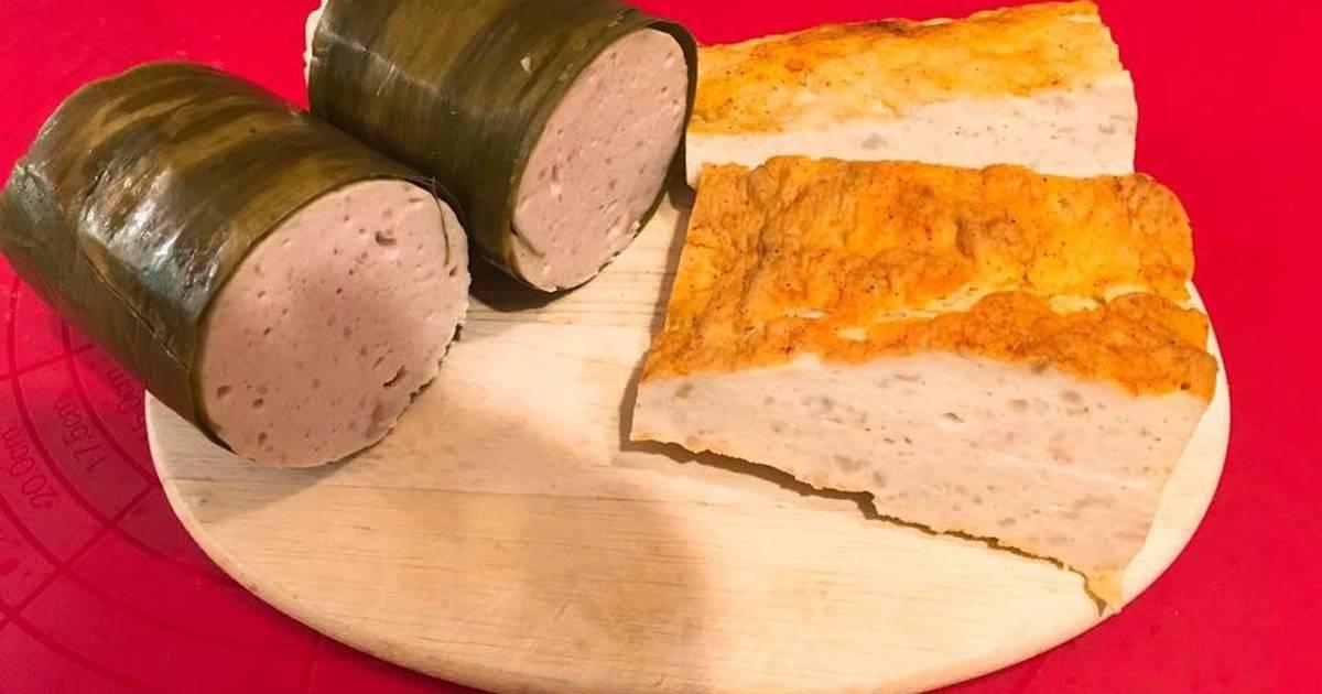 Cách Làm Món Giò Chả của Bánh Ngọt Hà Lá - Cookpad