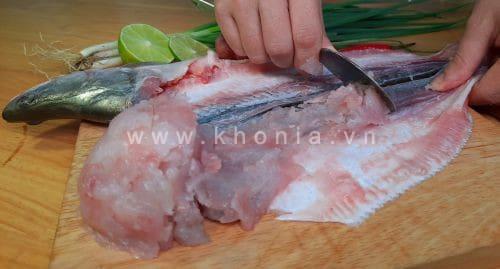 Cách Làm Chả Cá Thác Lác Tươi Ngon Dai Giòn - KHONIA