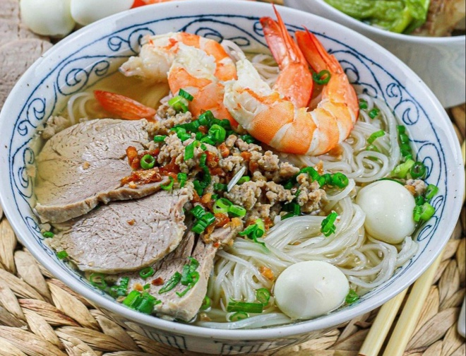 Các loại hủ tiếu nổi tiếng ở Việt Nam - Món ngon