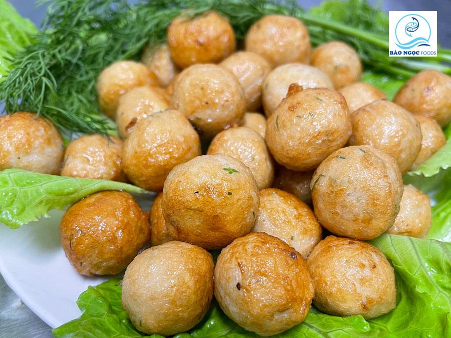 Chả Cá Viên – Công Ty TNHH CNTP TM & SX Bảo Ngọc Foods   Chả Cá Basa   Chả Mực