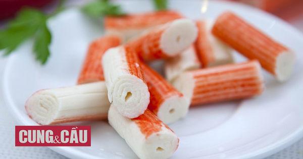 Xuất khẩu surimi Việt Nam sang Nhật Bản không ổn định