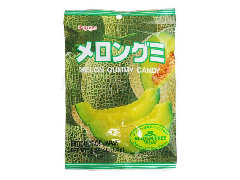 Kẹo dẻo vị dưa lưới Kasugai 102g