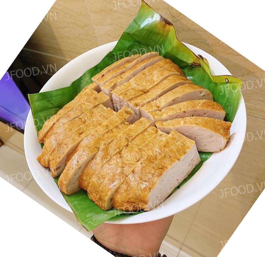 Chả Mỡ Nướng Nam Dư, Chả Mỡ Nướng 100% Thịt Heo Ngon